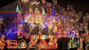 Best Places to See Holiday Lights in Los Angeles 2020-2021!