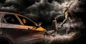 Halloween Events & Drive-Thru Haunted Houses 2020!