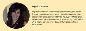 FUN WITH KIDS IN LA - ANGELA M. CANTONI