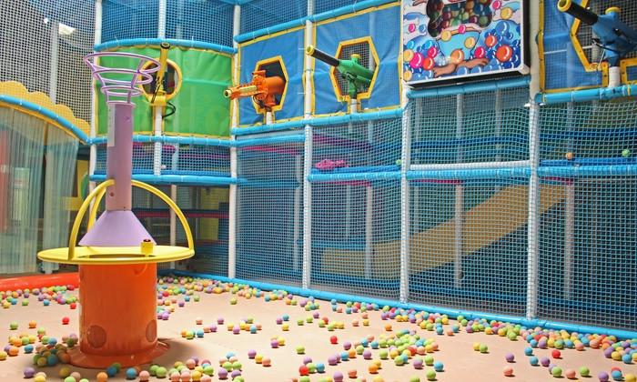 Seascape Kids Fun Indoor Playground