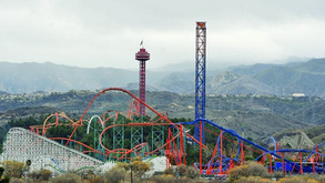 Six Flags Magic Mountain is Now Open With A New Racing Coaster!