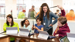 Free Microsoft Workshops From Home!