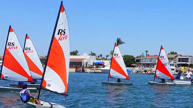 California Yacht Club Summer Camp