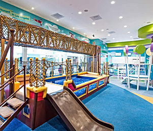 Indoor Playgrounds near Los Angeles