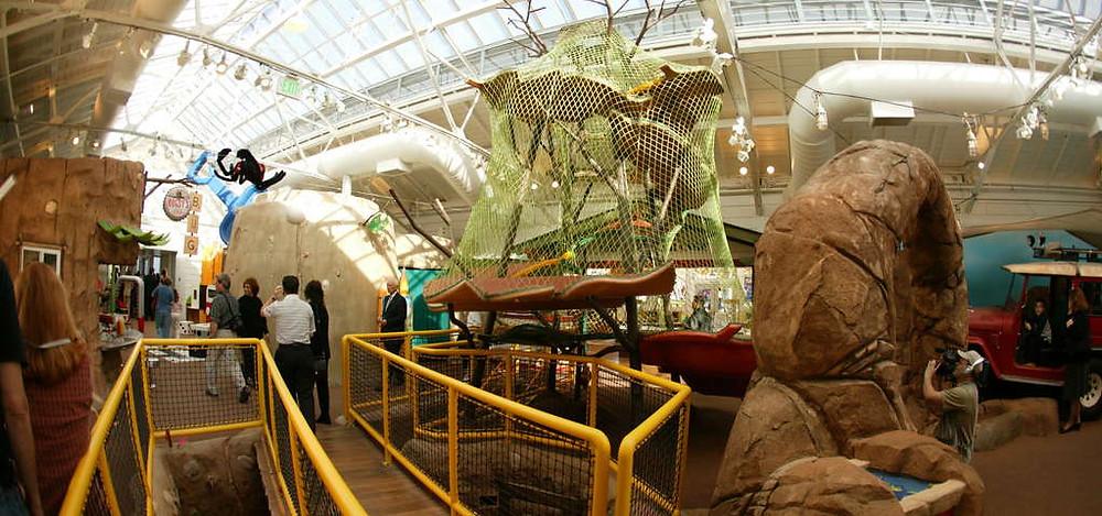 Kidspace Children's Museum, Fun With Kids in LA, Pasadena Museum