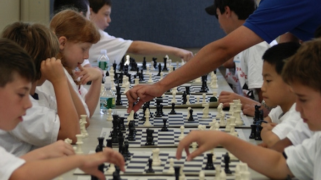 Chess & Game Design Camp