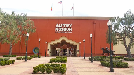 The Autry, Autry Museum of American West, Fun With Kids in LA