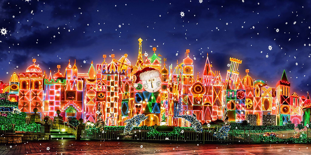 HOLIDAYS AT DISNEY - FUN WITH KIDS IN LA