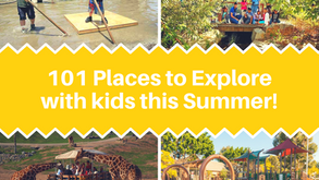 101 Summer Activities To Do With Your Kids in Los Angeles!