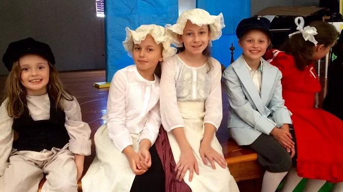 The Beachwood Children's Theatre Company