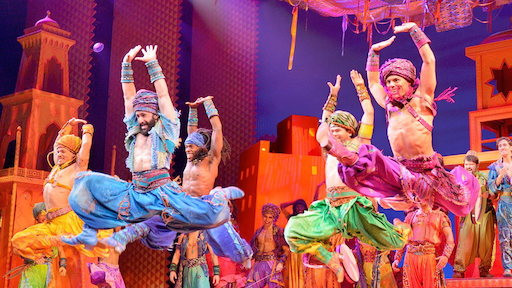 Disney's Aladdin - FUN WITH KIDS IN LA