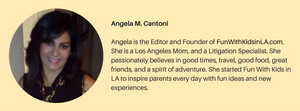 ANGELA M. CANTONI - FUN WITH KIDS IN LA