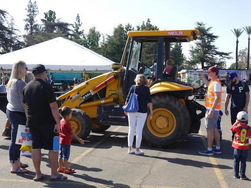 Touch a Truck, Santa Anita park | Fun With Kids in LA