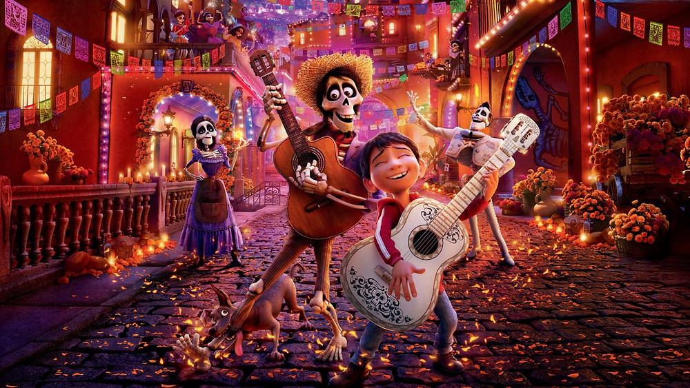 Coco, El Capitan Theatre | Fun With Kids in LA