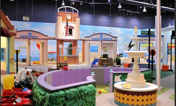 Pretend City Children's Museum, Fun With Kids in LA