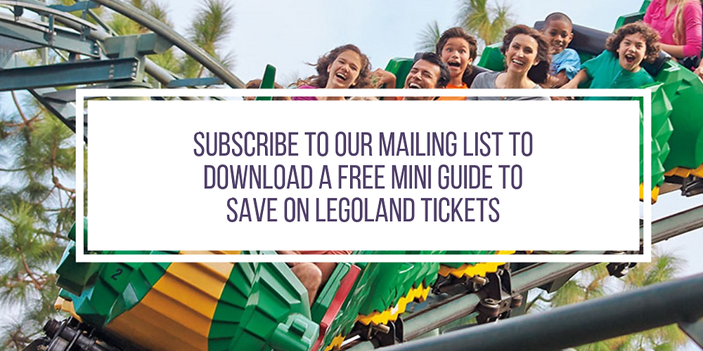 FREE MINI GUIDE TO SAVE ON LEGOLAND TICKETS - FUN WITH KIDS IN LA