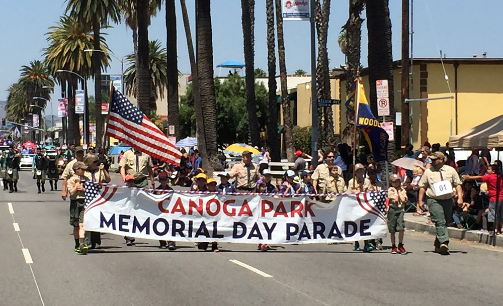 Canoga Park Memorial Day Parade, Fun With Kids in LA, Festivals