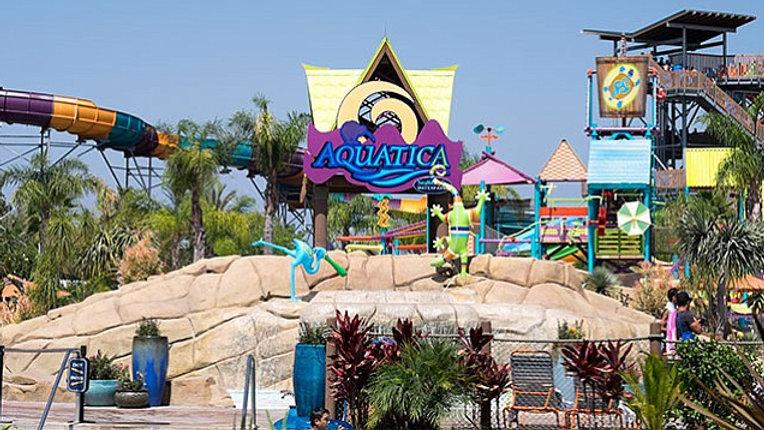 Aquatica SeaWorld San Diego
