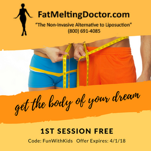 FAT MELTING DOCTOR - FUN WITH KIDS IN LA - SPONSORED