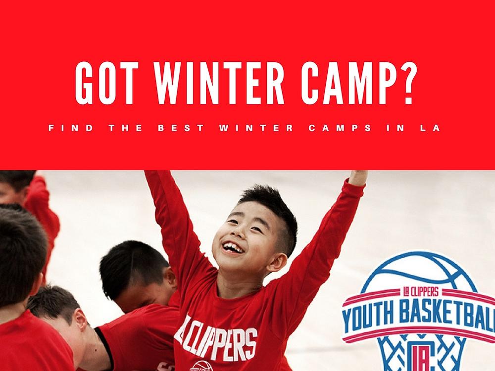BEST WINTER CAMPS IN LA - FUN WITH KIDS IN LA