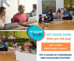 WIGGLE AND WORK - FUN WITH KIDS IN LA