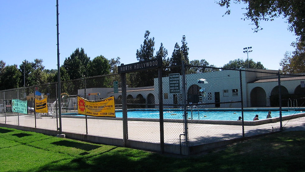North Hollywood Rec. Center
