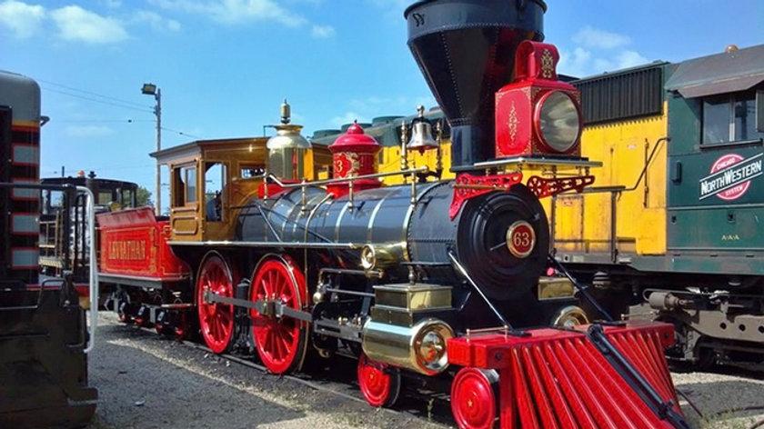 Los Angeles Railroad Museum