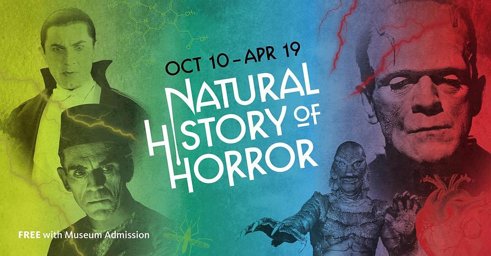 Natural History of Horror at NHMLA