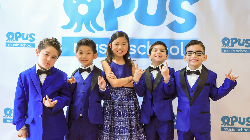 Opus Music School
