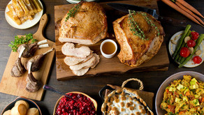 Best Restaurants in and around Los Angeles for Family Thanksgiving Feast!