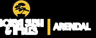 Bonsai Sushi Arendal hvit logo.png