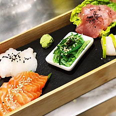 Nr 13. Sashimi meny