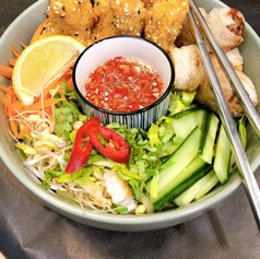 Nr 12. Bun Hanoi, serveringsmeny