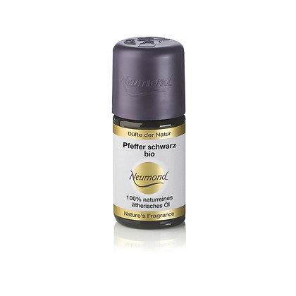 Pfeffer schwarz bio 100 % naturreines ätherisches Öl