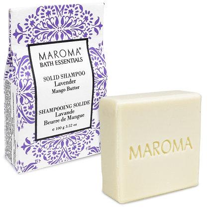 Maroma Haarseife Lavendel - 100 g