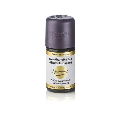 Gewürznelke (Blütenknospen) bio 100 % naturreines ätherisches Öl