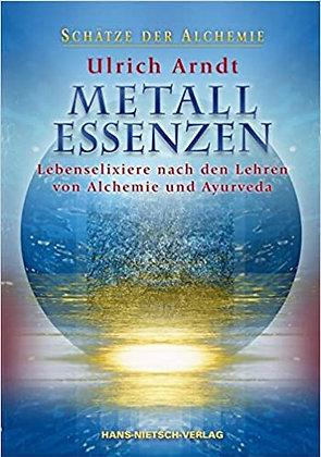 Metall Essenzen - Schätze der Alchemie