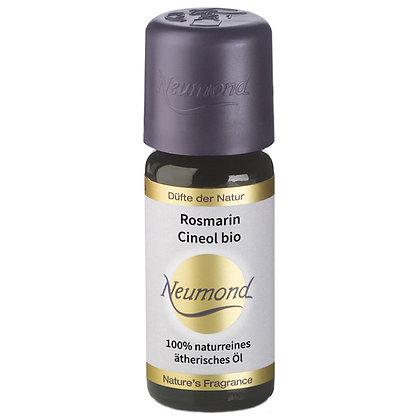 Rosmarin Cineol bio, 100 % naturreines ätherischesÖl