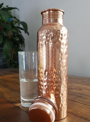 Kupfer Trinkflasche
