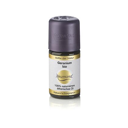 Rosengeranie, 100 % naturreines ätherisches Öl