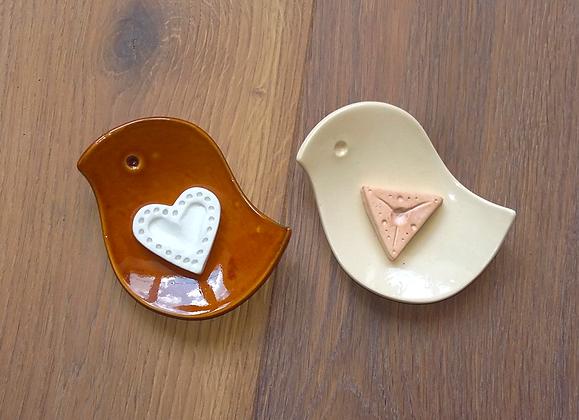 Keramikteller für Duftsteine