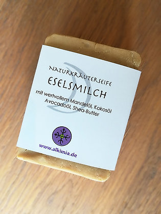 Eselsmilch-Naturseife, 110 g