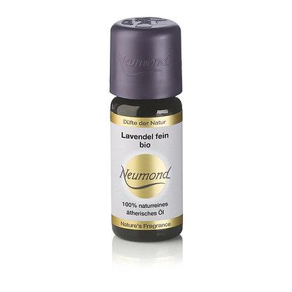 Lavendel fein bio, 100 % naturreines ätherisches Öl