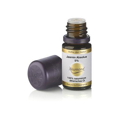 Jasmin Absolue, 100 % naturreines ätherisches Öl