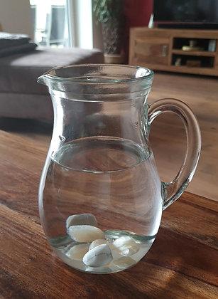 Wasserkanne Glas