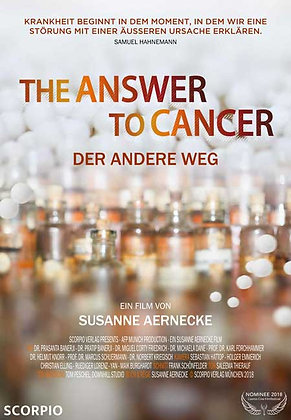 "DVD - ""The answer to cancer"" Der andere Weg."