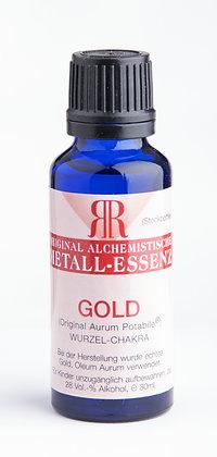 Alchemistische Essenz GOLD, Aurum Potabile 10 ml