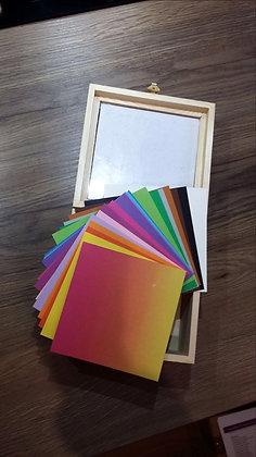 Kinesiologie Farb-Set