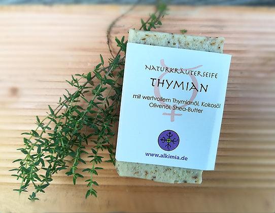 Thymian-Minze-Naturseife 110 g