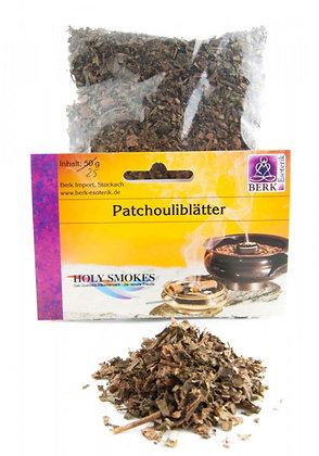 Patchouliblätter (Pogostemon patchouli)